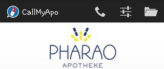 pharao apotheke callmyapo