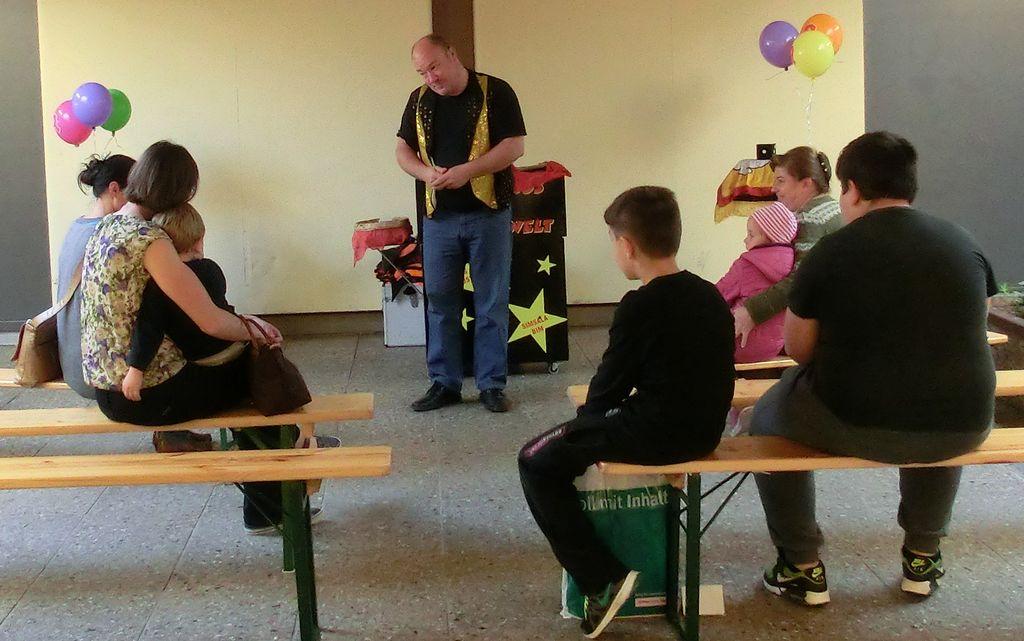 Zauberer Stefan Hartmann 3