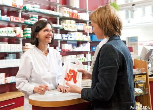 antibiotiker-tag: beratung in der apotheke - abda