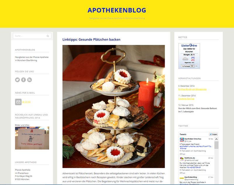 pl tzchen backen aber bitte gesund pharao apothekenblog. Black Bedroom Furniture Sets. Home Design Ideas