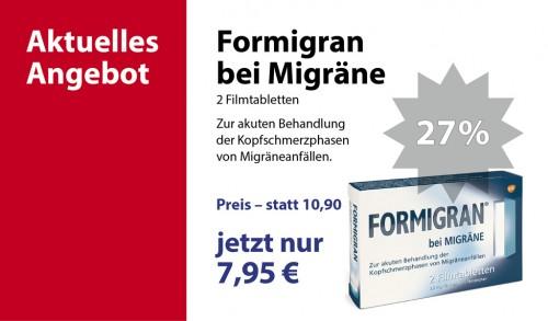 fromigran bei migräne