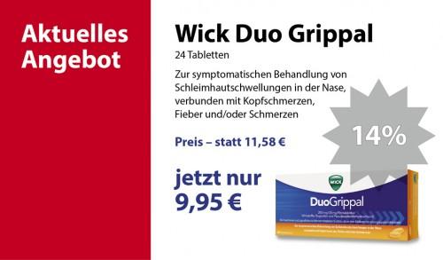 Wick Duo Grippal