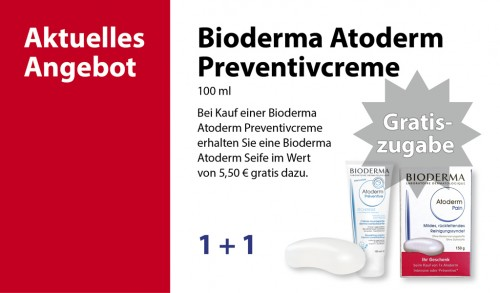 Bioderma Atoderm Preventivcreme
