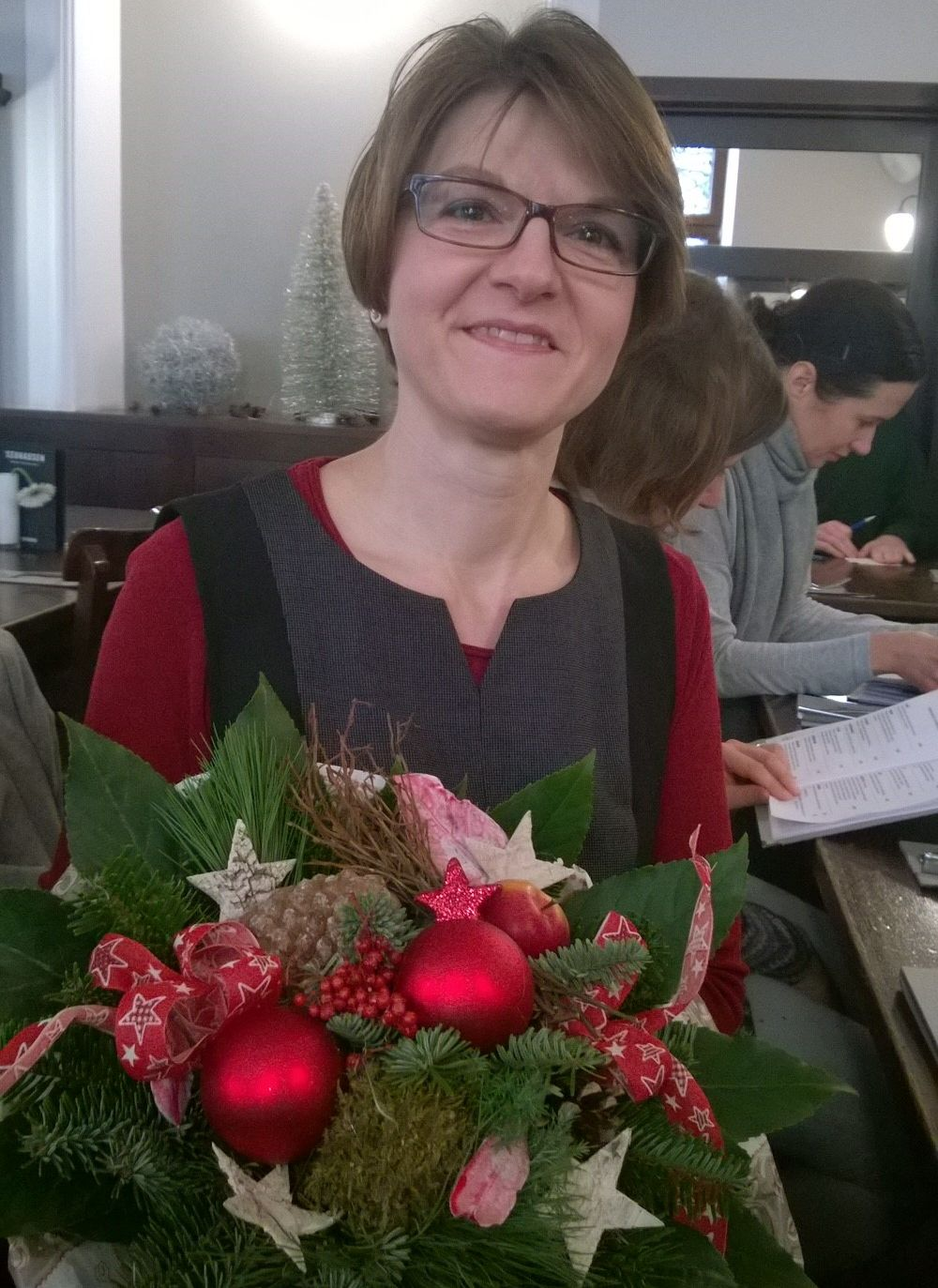 Apothekerin Ulrike Kuhn