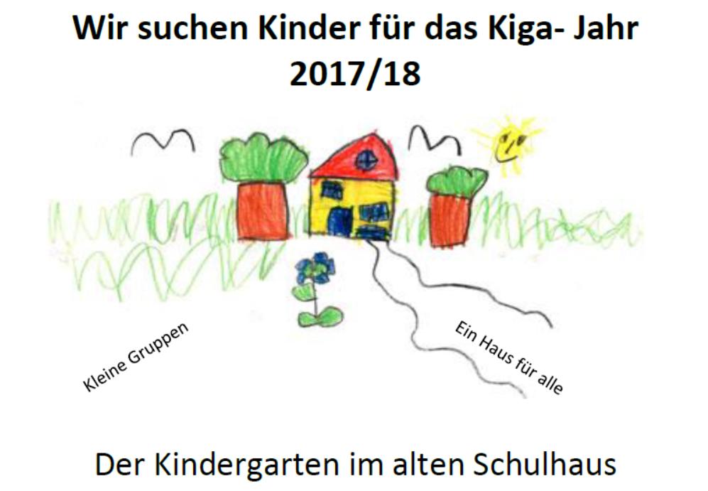 Oberföhring: Plätze frei im Kindergarten im alten Schulhaus